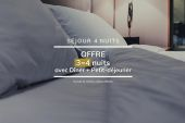 Offre 3 = 4 nuits